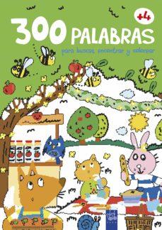 Permacultivo.es 300 Palabras Para Buscar, Encontrar Y Colorear. El Campo (+4) Image