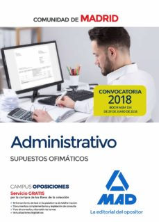 Debatecd.mx Administrativo De La Comunidad De Madrid. Supuestos Ofimaticos Image