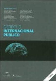 derecho internacional público 3ª edicion-victor m. sanchez-9788415663119