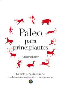 paleo para principiantes-christine bailey-9788415887119