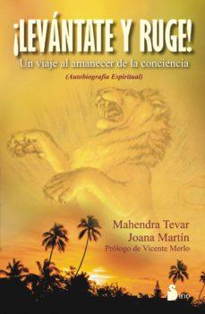 levántate y ruge (ebook)-mahendra tevar-9788416233519