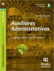 Elmonolitodigital.es Auxiliares Administrativos. Ayuntamiento De Córdoba. Test. Image