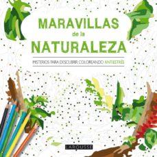 Descargador de libros de google MARAVILLAS DE LA NATURALEZA. MISTERIOS PARA DESCUBRIR COLOREANDO (Spanish Edition)  de  9788416368419