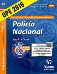 Inciertagloria.es Policia Nacional. Psicotecnico, Ortografia Y Entrevista Personal Image