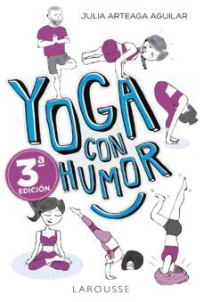 Geekmag.es Yoga Con Humor Image