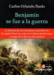 Relaismarechiaro.it Benjamin Se Fue A La Guerra Image