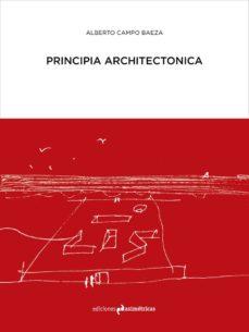 Relaismarechiaro.it Principia Architectonica Image