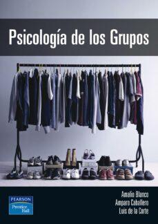 psicologia de los grupos-amalio blanco-9788420539119