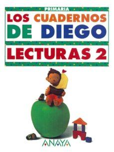 los cuadernos de diego, lecuras, 2º educacion primaria, 1 ciclo-juan farias diaz-noriega-9788420780719
