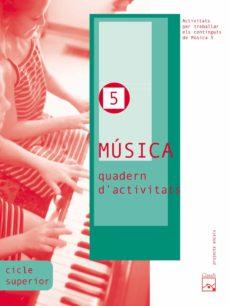 Encuentroelemadrid.es Quadern Activitats Música Encaix 5: Primaria 5º Image