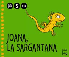 Cdaea.es Joana La Sargantana 5 Anys 3 Trimestre Belluguets Image