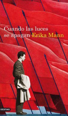 Libros en pdf descargados gratuitamente CUANDO LAS LUCES SE APAGAN  in Spanish