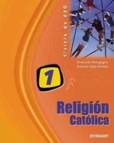 Valentifaineros20015.es Religion Catolica 1: Sociedad, Cultura Y Religion (Eso) Image