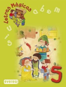 Srazceskychbohemu.cz Letras Magicas 5: Lectura Y Escritura De Las Consonantes Image
