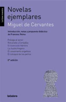 novelas ejemplares-miguel de cervantes saavedra-9788424654719