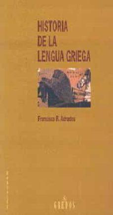 Permacultivo.es Historia De La Lengua Griega Image