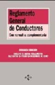 Trailab.it Reglamento General De Conductores Con Normativa Complementaria (2 ª Ed.) Image