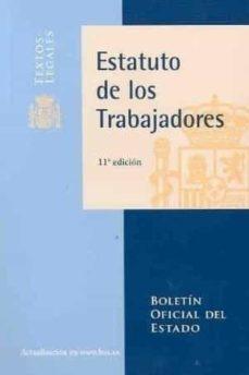 Curiouscongress.es Estatuto De Los Trabajadores (11ª Edicion) Image