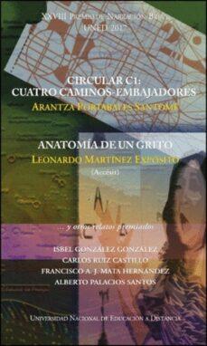 Curiouscongress.es Xxviii Premios De Narracion Breve Uned: Circular C1: Cuatro Caminos-embajadores Image