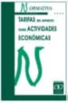 Srazceskychbohemu.cz Tarifas Del Impuesto Sobre Actividades Economicas: Normativa 2005 (13ª Ed.) Image