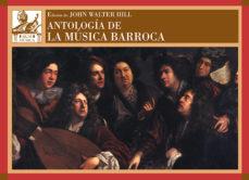 antologia de la musica barroca-john walter hill-9788446038719