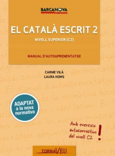 Ebooks gratuitos para descargar ipod EL CATALA ESCRIT 2 (C2) 9788448947019 RTF MOBI DJVU (Spanish Edition)