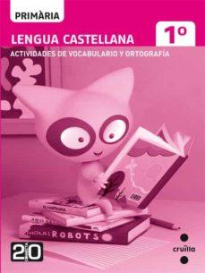 Debatecd.mx Lengua Castellana. Quadern D Activitats Connecta 2.0 2011 1º Primaria Image