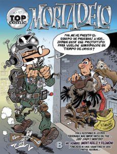 la maquina de copiar gente (top comic mortadelo nº 57)-francisco ibañez talavera-9788466656719