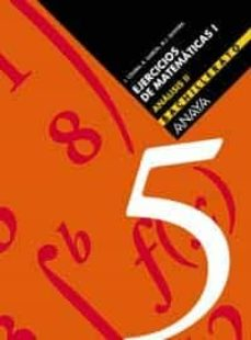 matematicas 1. cuaderno 5 (bachillerato)-9788466713719