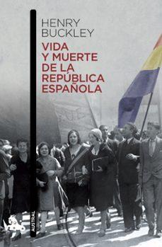 Padella.mx Vida Y Muerte De La Republica Española Image