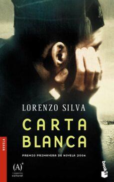 Viamistica.es Carta Blanca (Premio Primavera De Novela 2004) Image