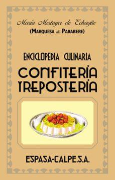 Javiercoterillo.es Enciclopedia Culinaria Confiteria Y Reposteria Image