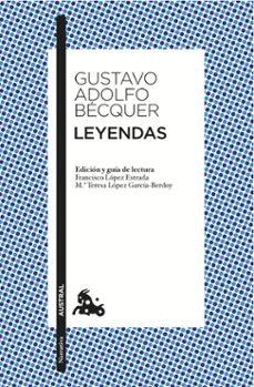 Descargar libros alemanes LEYENDAS (Spanish Edition) 9788467033519