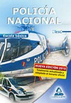 Permacultivo.es Policia Nacional: Escala Basica. Test (7ª Ed) Image
