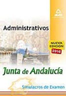 Eldeportedealbacete.es Administrativos De La Junta De Andalucia. Turno Libre: Simulacros De Examen Image