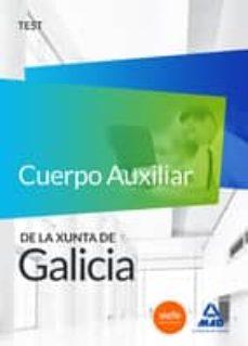 Upgrade6a.es Cuerpo Auxiliar De La Xunta De Galicia. Test Image