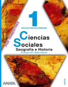 Followusmedia.es Geografía E Historia 1º Eso Ceuta Image