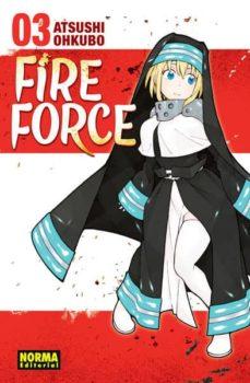 fire force 3-atsushi ohkubo-9788467927719