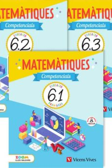Emprende2020.es Matematiques Competencials 6º Educacion Primaria Trim (Zoom) Baleares Image