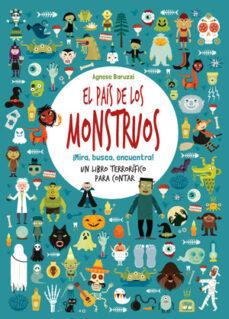 Padella.mx El Pais De Los Monstruos (Vvkids) Image