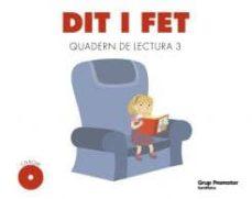 Cdaea.es Dit I Fet Quad Lectura 3 + Cd Catala Ed 2010 Image