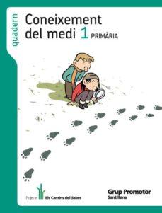 Trailab.it Quadern Con.mediels Camins Del Saber 1º Primaria Catala Image
