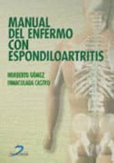 Amazon books kindle descargas gratuitas MANUAL DEL ENFERMO CON ESPONDILOARTRITIS 9788479786519 RTF
