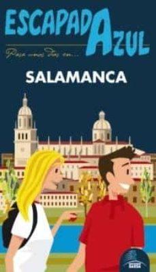 salamanca 2012 (escapada azul)-9788480239219