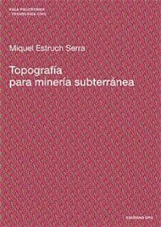 Permacultivo.es Topografia Para Mineria Subterranea Image