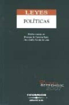 Bressoamisuradi.it Leyes Politicas (12ª Ed.) Image