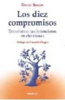 los diez compromisos-david simon-9788483580219