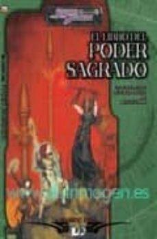 Mrnice.mx El Libro Del Poder Sagrado. Un Suplemento De Magia Divina Image