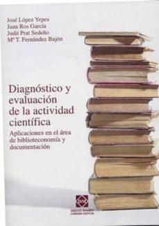 Inmaswan.es Diagnostico Y Evaluacion De La Actividad Cientifica: Aplicaciones En El Area De Biblioteconomia Y Documentacion Image
