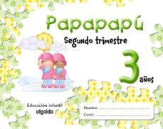 Emprende2020.es Papapapu 3 Años: 2º Trimestre (Educacion Infantil) Image